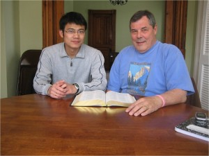 Clif and Jifeng